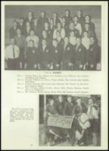 1961 Donart High School Yearbook Page 84 & 85