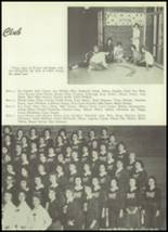 1961 Donart High School Yearbook Page 90 & 91