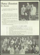 1961 Donart High School Yearbook Page 92 & 93
