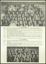 1961 Donart High School Yearbook Page 94 & 95