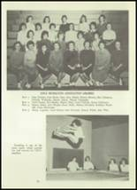 1961 Donart High School Yearbook Page 98 & 99