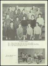 1961 Donart High School Yearbook Page 100 & 101
