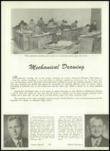 1961 Donart High School Yearbook Page 108 & 109