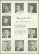 1961 Donart High School Yearbook Page 154 & 155