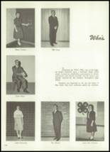 1961 Donart High School Yearbook Page 158 & 159