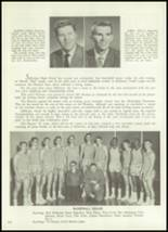 1961 Donart High School Yearbook Page 166 & 167