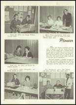 1961 Donart High School Yearbook Page 176 & 177