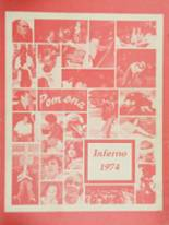1974 Yearbook Pomona High School