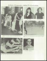1975 Maria High School Yearbook Page 20 & 21