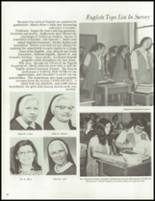 1975 Maria High School Yearbook Page 24 & 25