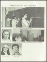 1975 Maria High School Yearbook Page 28 & 29