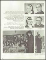 1975 Maria High School Yearbook Page 30 & 31