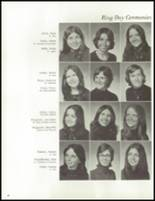 1975 Maria High School Yearbook Page 50 & 51
