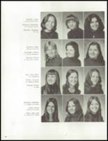 1975 Maria High School Yearbook Page 52 & 53