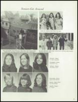 1975 Maria High School Yearbook Page 64 & 65