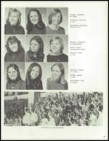 1975 Maria High School Yearbook Page 68 & 69