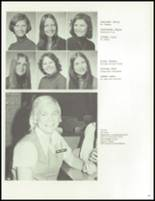 1975 Maria High School Yearbook Page 72 & 73