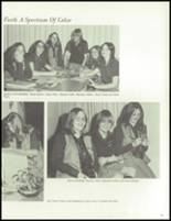 1975 Maria High School Yearbook Page 78 & 79