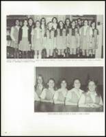 1975 Maria High School Yearbook Page 84 & 85