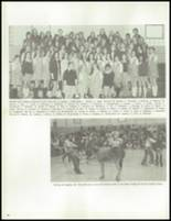 1975 Maria High School Yearbook Page 86 & 87