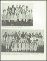 1975 Maria High School Yearbook Page 92 & 93