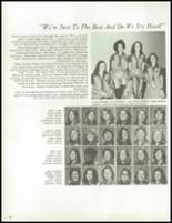1975 Maria High School Yearbook Page 104 & 105