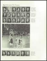 1975 Maria High School Yearbook Page 106 & 107