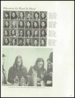 1975 Maria High School Yearbook Page 110 & 111