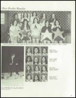 1975 Maria High School Yearbook Page 128 & 129