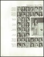 1975 Maria High School Yearbook Page 130 & 131