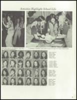 1975 Maria High School Yearbook Page 142 & 143