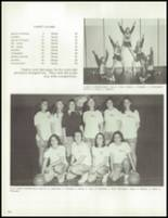 1975 Maria High School Yearbook Page 170 & 171