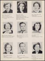 1950 Andrews High School Yearbook Page 10 & 11