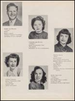 1950 Andrews High School Yearbook Page 24 & 25