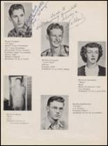 1950 Andrews High School Yearbook Page 26 & 27