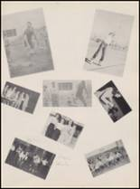 1950 Andrews High School Yearbook Page 124 & 125