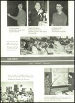 1964 Perryville High School Yearbook Page 12 & 13