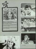 1981 Edgewater High School Yearbook Page 18 & 19