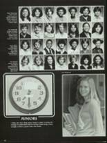 1981 Edgewater High School Yearbook Page 84 & 85