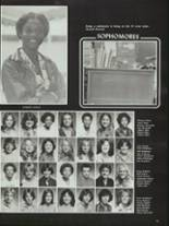1981 Edgewater High School Yearbook Page 98 & 99