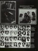 1981 Edgewater High School Yearbook Page 100 & 101