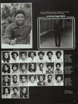 1981 Edgewater High School Yearbook Page 110 & 111