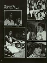 1981 Edgewater High School Yearbook Page 112 & 113