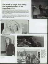 1981 Edgewater High School Yearbook Page 124 & 125