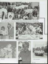 1981 Edgewater High School Yearbook Page 136 & 137