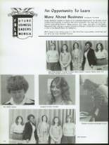 1981 Edgewater High School Yearbook Page 140 & 141