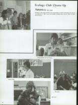 1981 Edgewater High School Yearbook Page 150 & 151