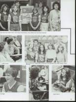 1981 Edgewater High School Yearbook Page 152 & 153