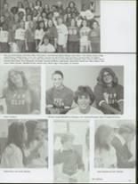 1981 Edgewater High School Yearbook Page 154 & 155