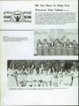 1981 Edgewater High School Yearbook Page 156 & 157